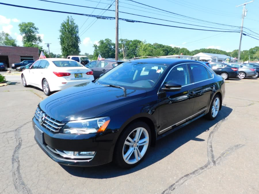 Used 2013 Volkswagen Passat in Clinton, Connecticut | M&M Motors International. Clinton, Connecticut