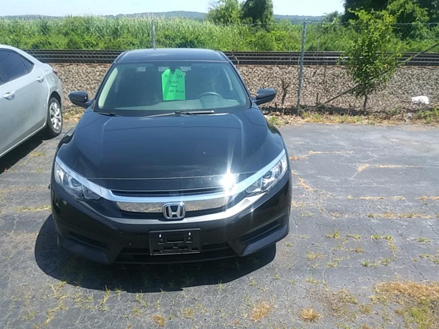 Used Honda Civic Sedan 4dr CVT LX 2016   5M Motor Corp. Hamden, Connecticut