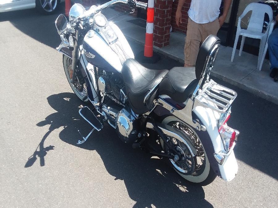 Used Harley Davidson Flstni  2006 | Vertucci Automotive Inc. Wallingford, Connecticut