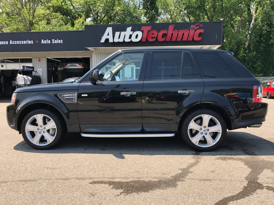 2011 Land Rover Range Rover Sport 4WD 4dr SC, available for sale in New Milford, CT