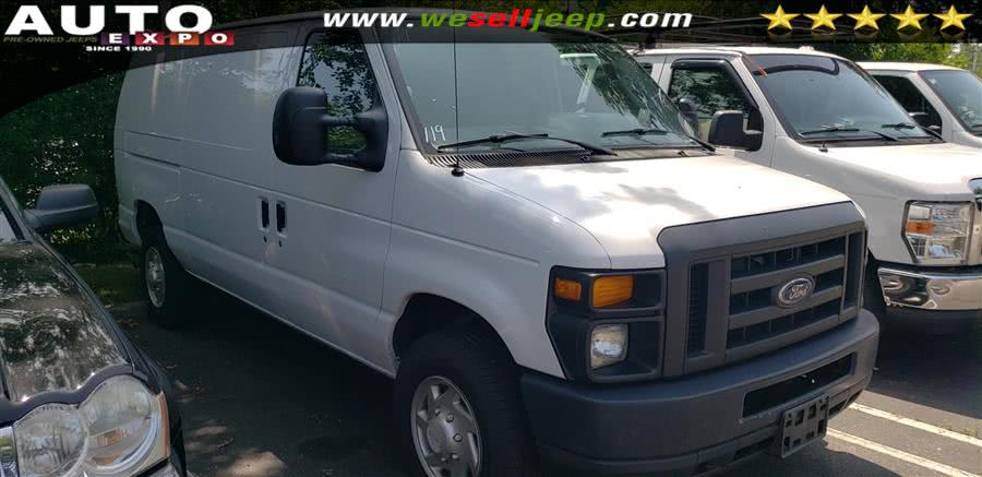 Used 2014 Ford Econoline Cargo Van in Huntington, New York | Auto Expo. Huntington, New York
