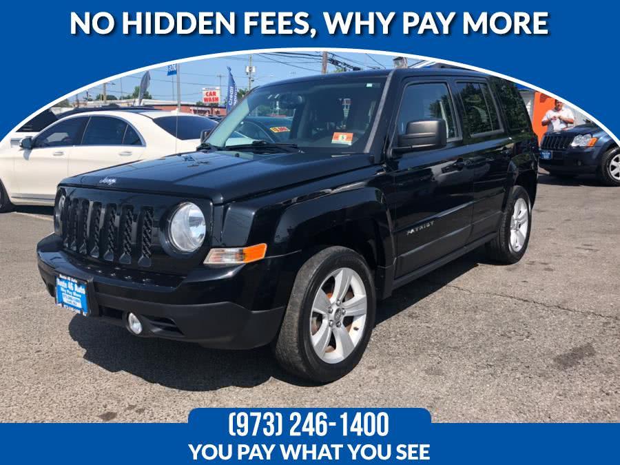 Used 2013 Jeep Patriot in Lodi, New Jersey | Route 46 Auto Sales Inc. Lodi, New Jersey