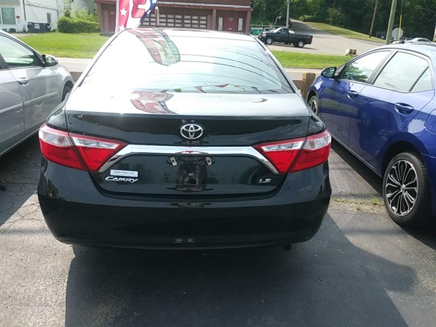Used Toyota Camry LE Automatic (Natl) 2017   5M Motor Corp. Hamden, Connecticut
