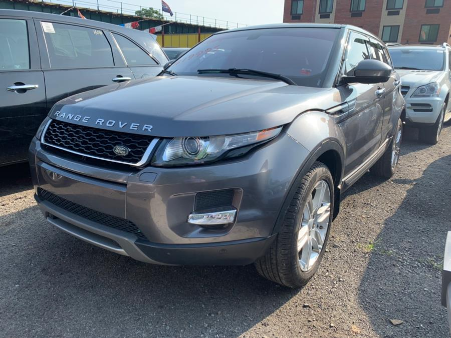 Used Land Rover Range Rover Evoque 5dr HB Pure Plus 2015 | Atlantic Used Car Sales. Brooklyn, New York