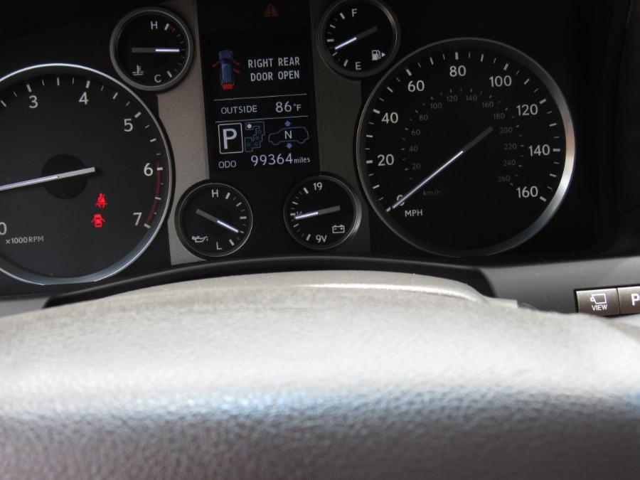 Used Lexus LX 570 4WD 4dr 2013 | Deals on Wheels International Auto. Levittown, Pennsylvania