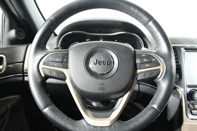 2015 Jeep Grand Cherokee Limited w/ Nav & Sunroof photo