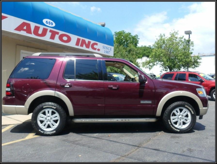 Used Ford Explorer 4WD 4dr V6 Eddie Bauer 2008 | My Auto Inc.. Huntington Station, New York