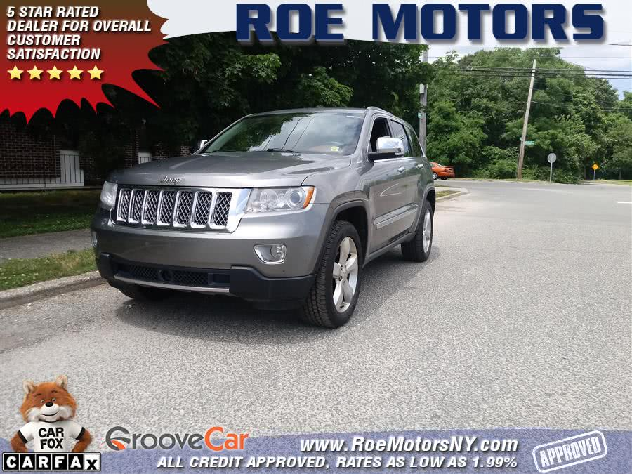Used 2011 Jeep Grand Cherokee in Shirley, New York | Roe Motors Ltd. Shirley, New York