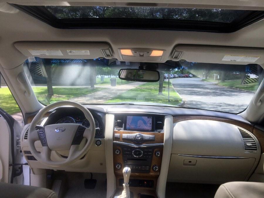 Used Infiniti QX56 4WD 4dr 7-passenger 2012 | New Star Motors. Chelsea, Massachusetts