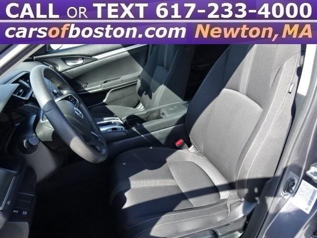 Used Honda Civic Sedan 4dr CVT LX 2016 | Motorcars of Boston. Newton, Massachusetts
