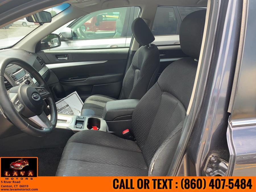 Used Subaru Outback 4dr Wgn H4 Auto 2.5i Prem AWP 2011 | Lava Motors. Canton, Connecticut