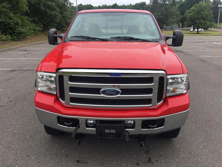"Used Ford Super Duty F-350 SRW 4WD Reg Cab 137"" XLT 2007 