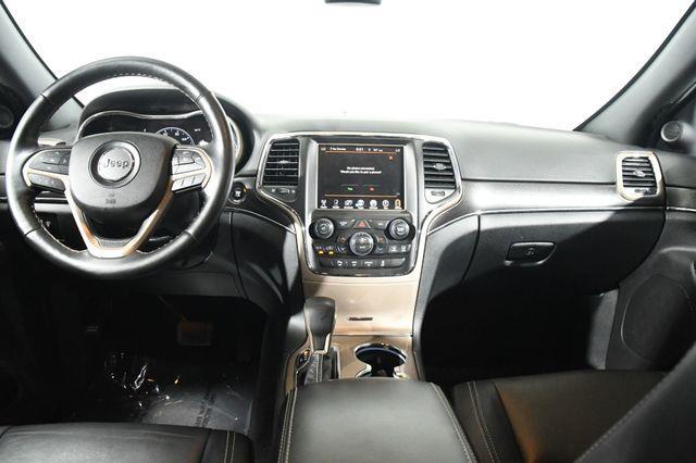 2016 Jeep Grand Cherokee Limited V8/ 20