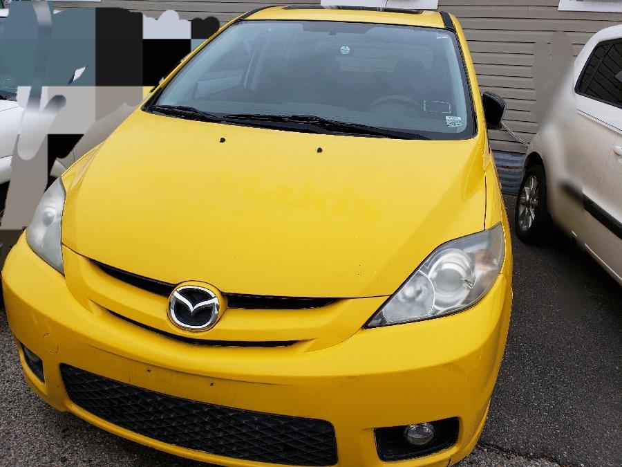 Used Mazda Mazda5 5dr Sport Auto 2006 | Ultimate Auto Sales. Hicksville, New York