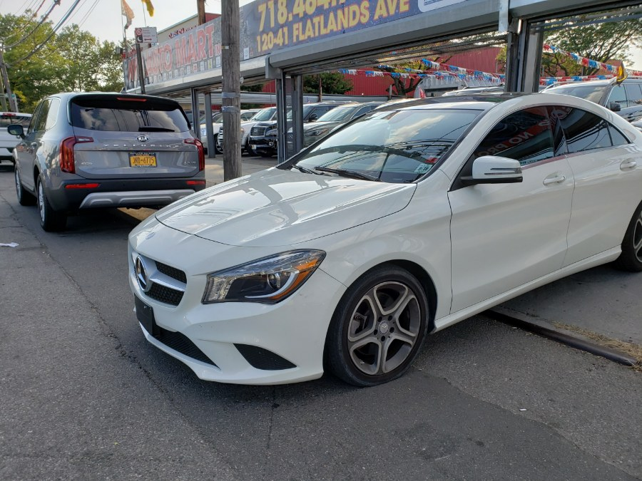 Used Mercedes-Benz CLA-Class 4dr Sdn CLA250 FWD 2014 | NYC Automart Inc. Brooklyn, New York