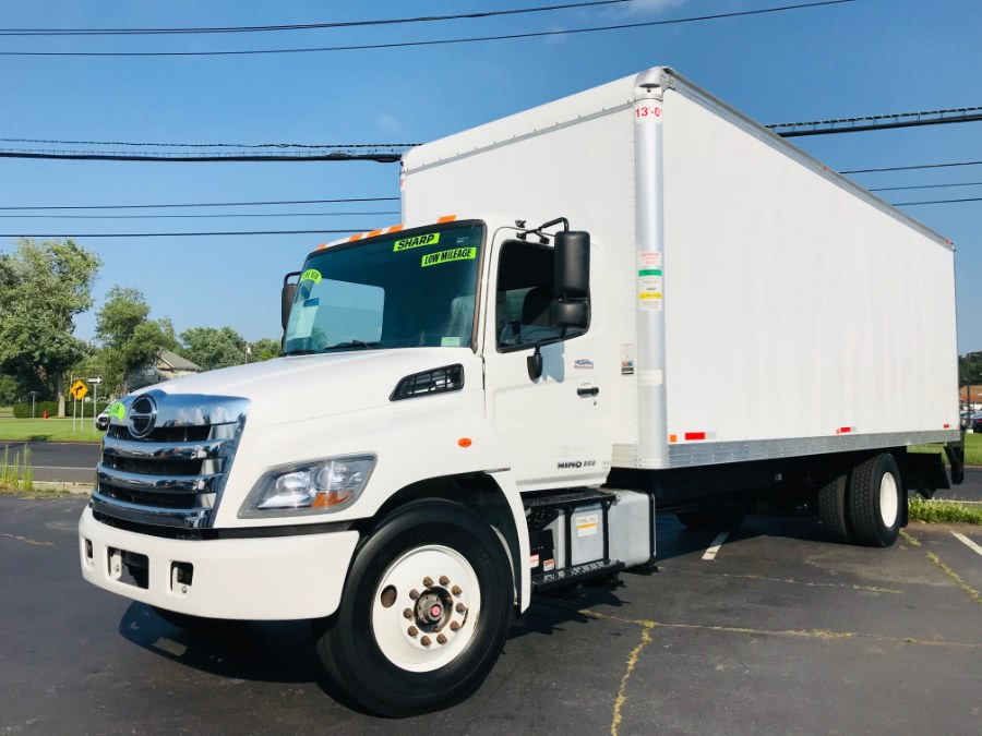 Used 2018 Hino 268 in Burlington, New Jersey | Aladdin Truck Sales. Burlington, New Jersey