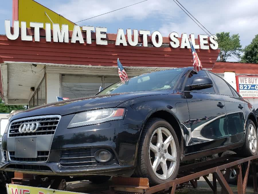Used 2009 Audi A4 in Hicksville, New York | Ultimate Auto Sales. Hicksville, New York