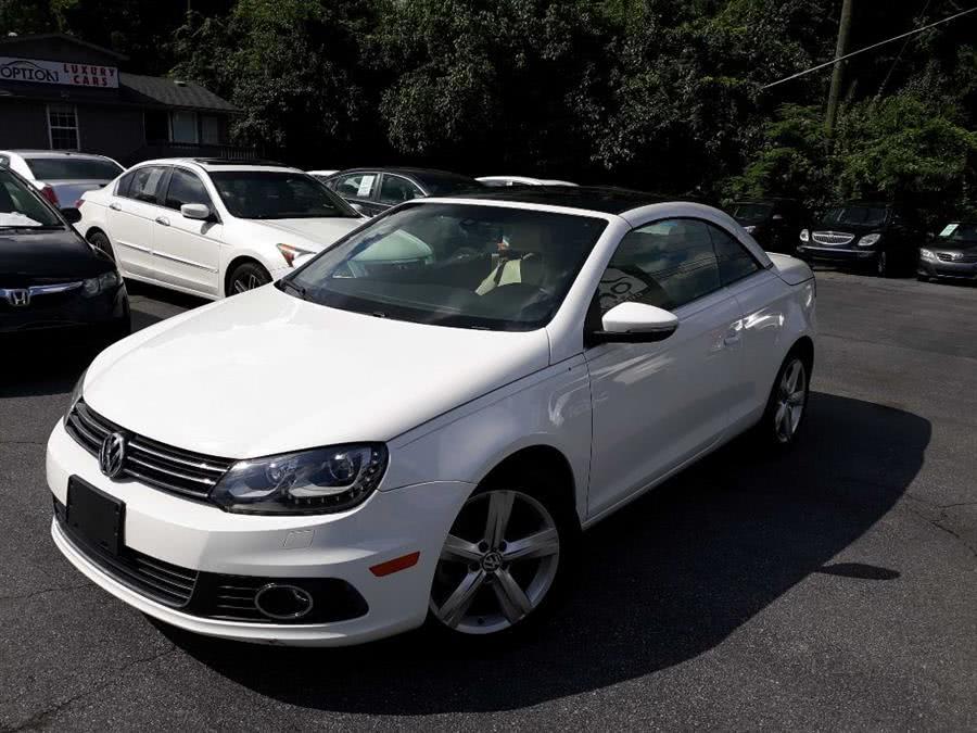 2012 Volkswagen Eos Lux SULEV photo