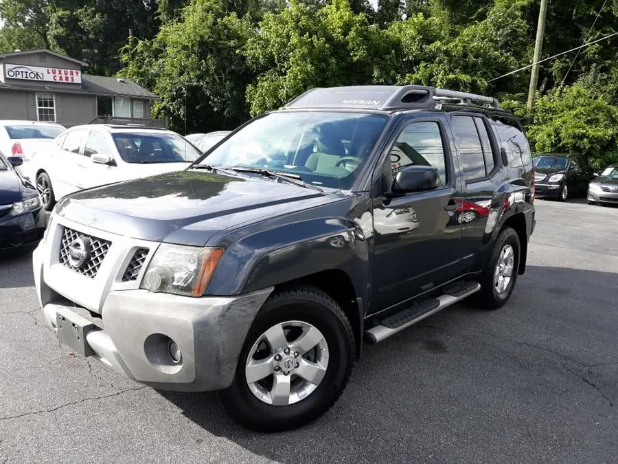 2010 Nissan Xterra X photo