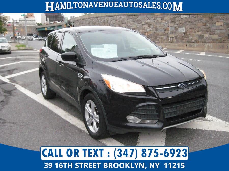 Used Ford Escape 4WD 4dr SE 2013 | Hamilton Avenue Auto Sales DBA Nyautoauction.com. Brooklyn, New York
