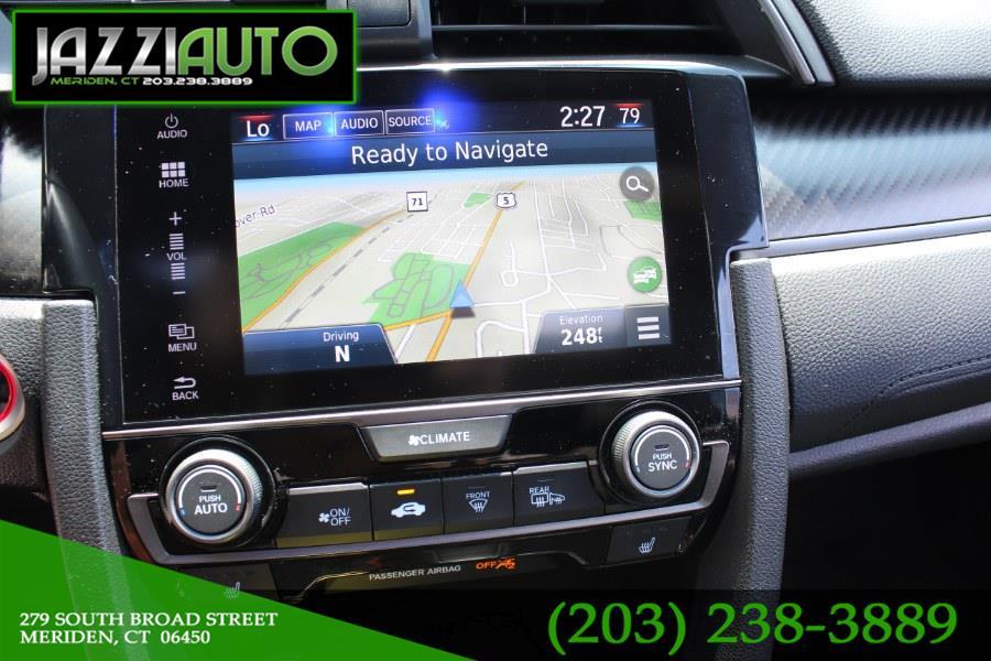 Used Honda Civic Hatchback Sport Touring CVT 2017   Jazzi Auto Sales LLC. Meriden, Connecticut
