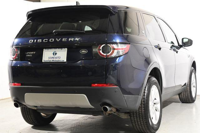 2016 Land Rover Discovery Sport HSE photo
