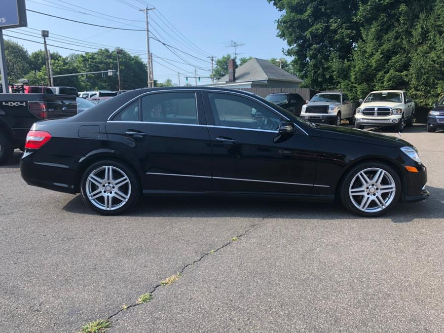 Used Mercedes-Benz E-Class 4dr Sdn E 350 Sport 4MATIC 2010 | Chip's Auto Sales Inc. Milford, Connecticut