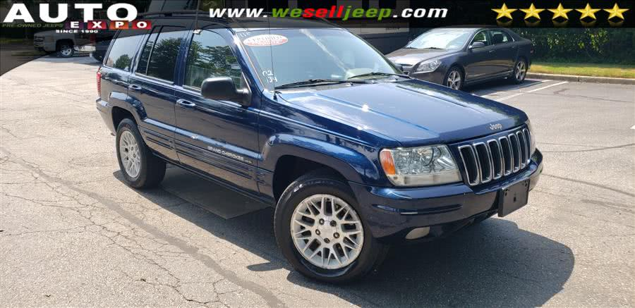 2002 Jeep Grand Cherokee Limited photo