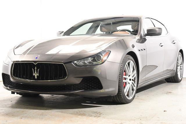 The 2016 Maserati Ghibli S Q4 photos
