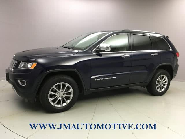Used Jeep Grand Cherokee 4WD 4dr Limited 2015 | J&M Automotive Sls&Svc LLC. Naugatuck, Connecticut