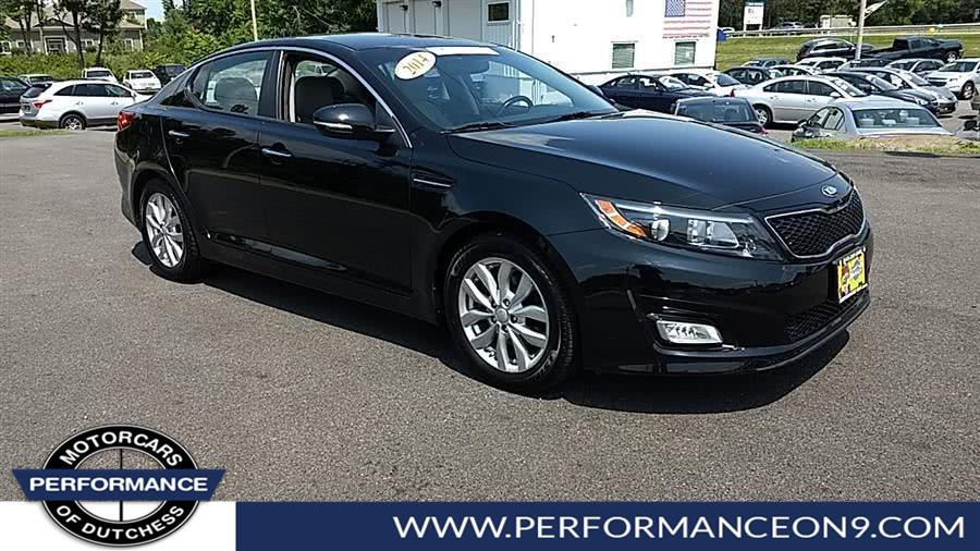 Used Kia Optima 4dr Sdn EX 2014 | Performance Motorcars Inc. Wappingers Falls, New York