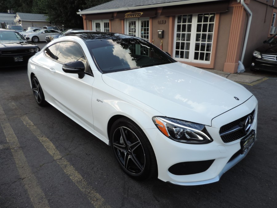 Used Mercedes-Benz C-Class AMG C 43 4MATIC Coupe 2018 | Auto Gallery. Lodi, New Jersey