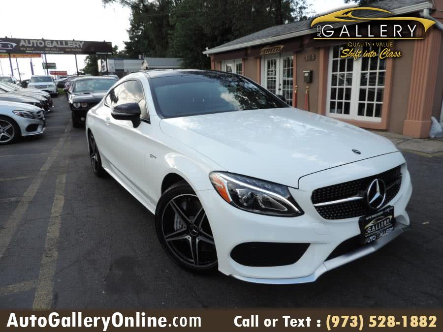 Used 2018 Mercedes-Benz C-Class in Lodi, New Jersey | Auto Gallery. Lodi, New Jersey