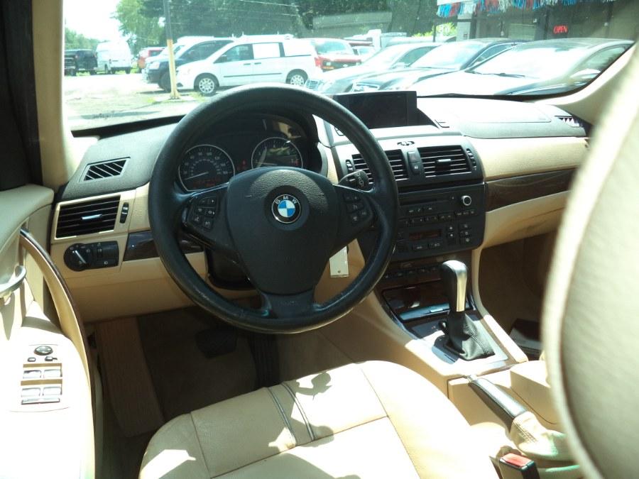 Used BMW X3 AWD 4dr 30i 2009   International Motorcars llc. Berlin, Connecticut
