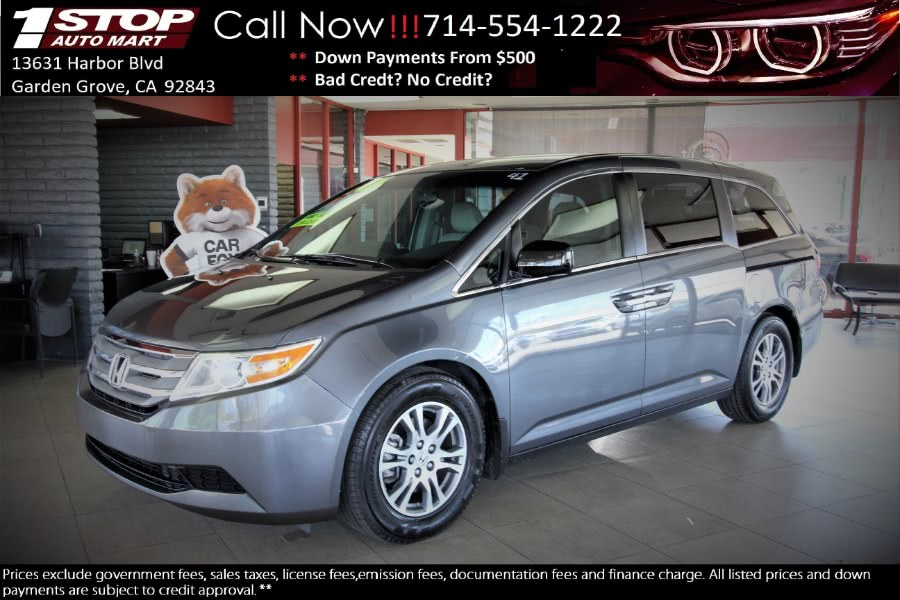 Used 2011 Honda Odyssey in Garden Grove, California | 1 Stop Auto Mart Inc.. Garden Grove, California
