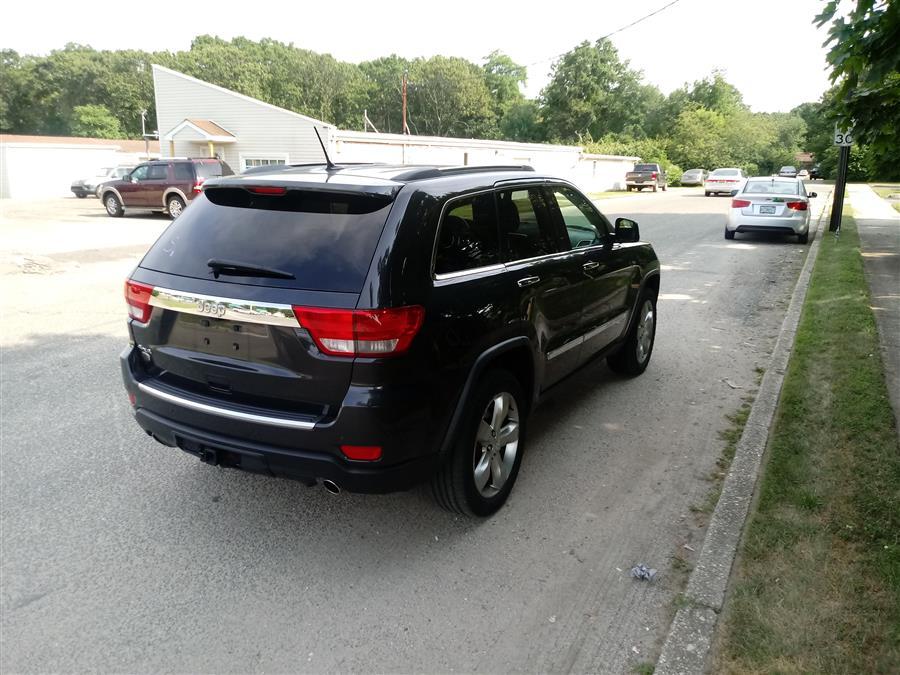 Used Jeep Grand Cherokee 4WD 4dr Overland 2011 | Roe Motors Ltd. Shirley, New York