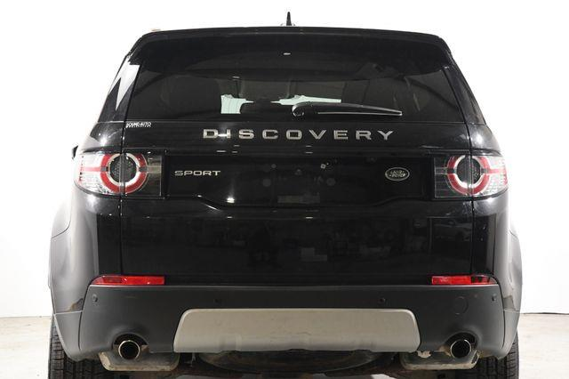 2016 Land Rover Discovery Sport photo