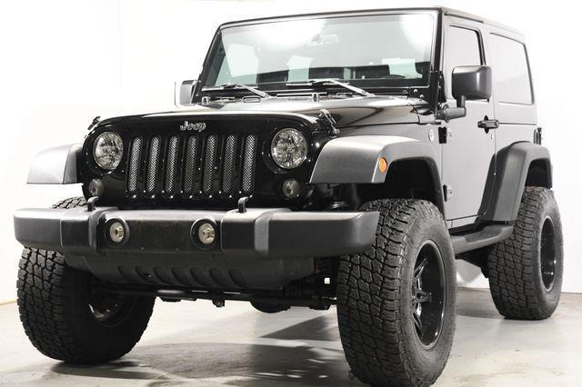 The 2015 Jeep Wrangler 4WD 2dr Willys Wheeler photos
