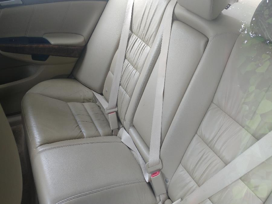 Used Honda Accord Sdn 4dr I4 Man EX-L 2008 | Matts Auto Mall LLC. Chicopee, Massachusetts