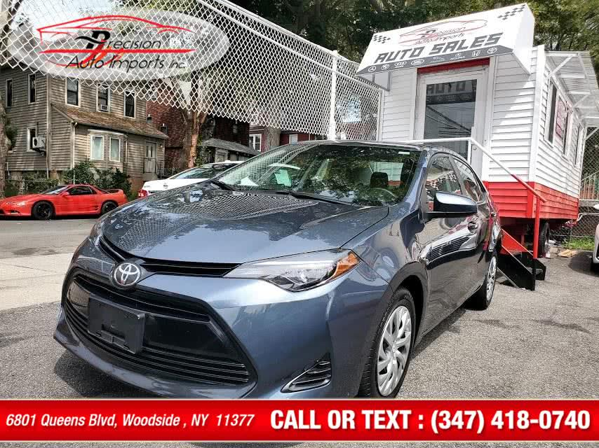 Used 2017 Toyota Corolla in Woodside , New York | Precision Auto Imports Inc. Woodside , New York
