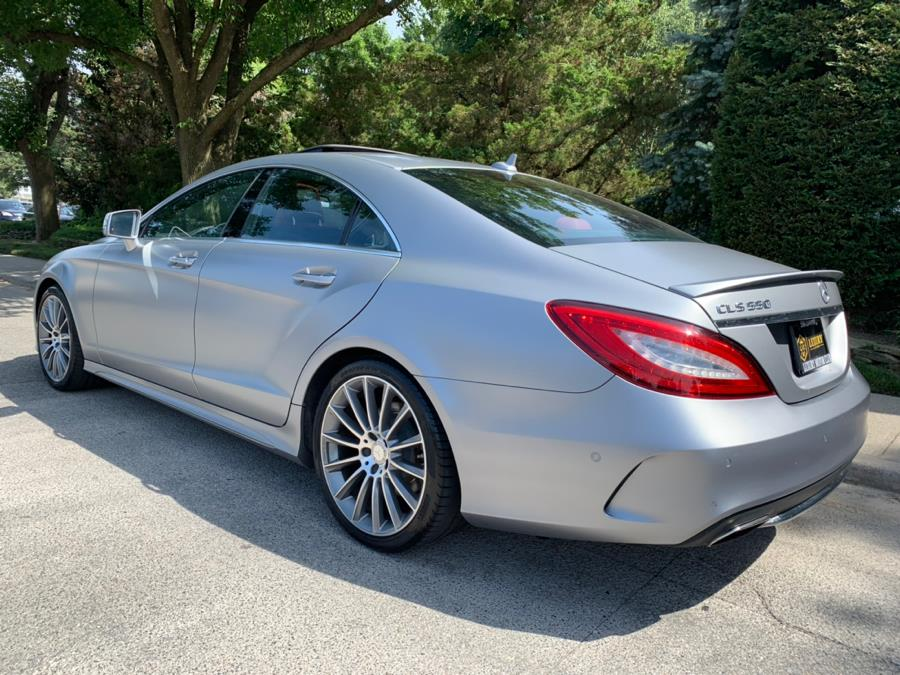 Used Mercedes-Benz CLS-Class 4dr Sdn CLS 550 2016 | Luxury Motor Club. Franklin Square, New York