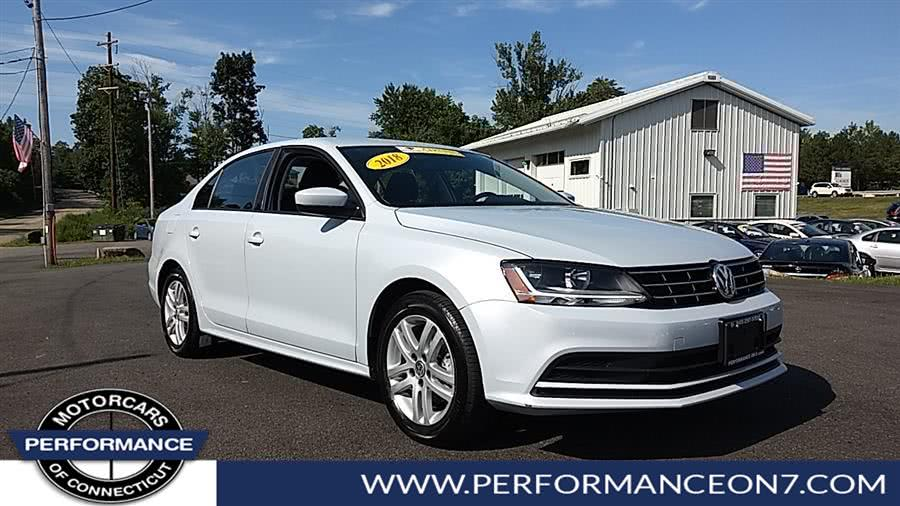 Used 2018 Volkswagen Jetta in Wilton, Connecticut | Performance Motor Cars. Wilton, Connecticut