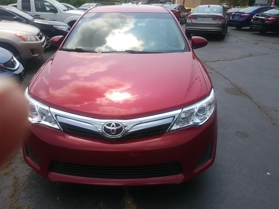 Used 2012 Toyota Camry in Hamden, Connecticut | 5M Motor Corp. Hamden, Connecticut