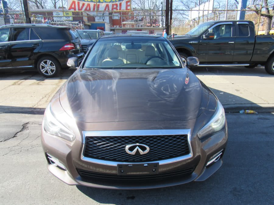 Used 2015 INFINITI Q50 in Levittown, Pennsylvania | Deals on Wheels International Auto. Levittown, Pennsylvania