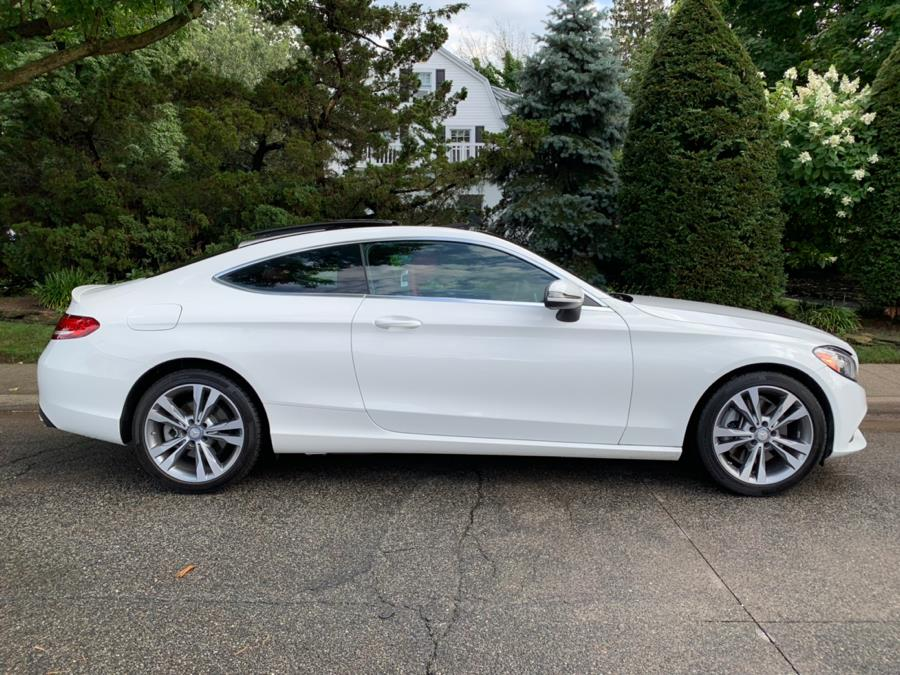 Used Mercedes-Benz C-Class C 300 Coupe 2017 | Luxury Motor Club. Franklin Square, New York