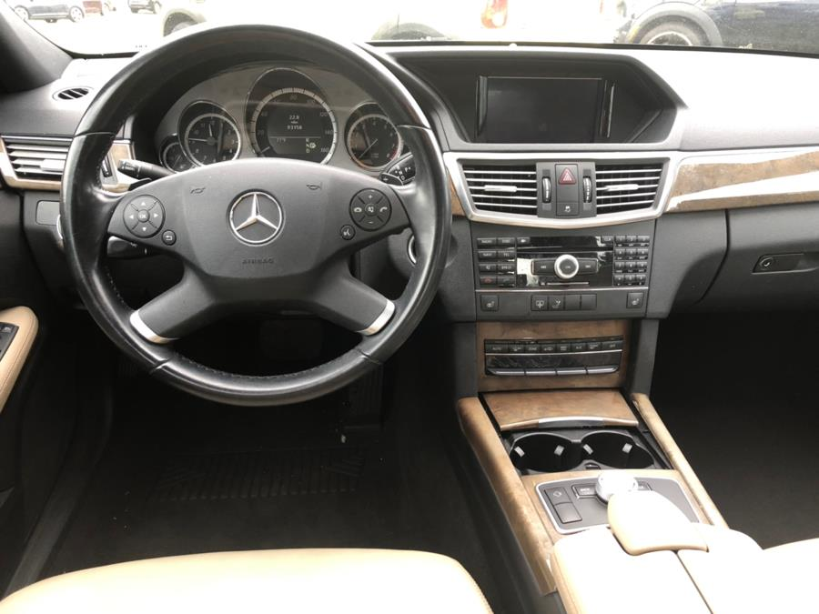 Used Mercedes-Benz E-Class 4dr Sdn E350 Sport 4MATIC 2010 | Chip's Auto Sales Inc. Milford, Connecticut