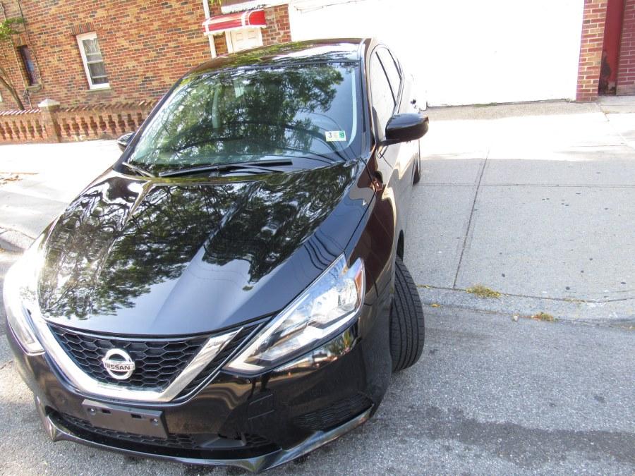 Used Nissan Sentra SV CVT 2018   Deals on Wheels International Auto. Levittown, Pennsylvania