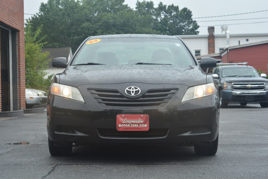 Used Toyota Camry 4dr Sdn I4 Auto LE (Natl) 2009   Longmeadow Motor Cars. ENFIELD, Connecticut