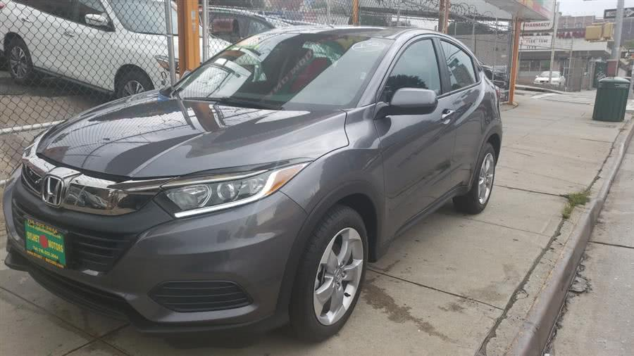 2019 Honda HR-V LX AWD CVT, available for sale in Jamaica, NY