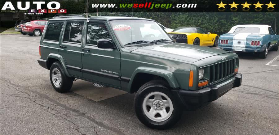 Used 2000 Jeep Cherokee in Huntington, New York | Auto Expo. Huntington, New York
